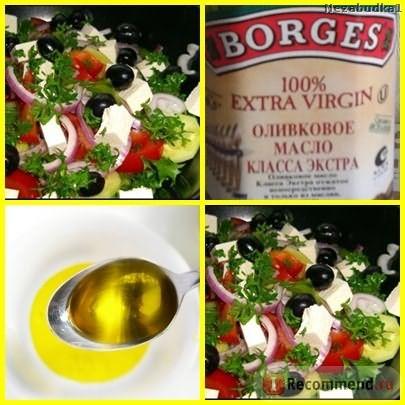 Полезный и вкусный салатик