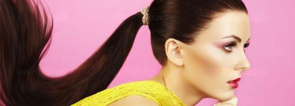 Окраска волос оттеночными шампунями