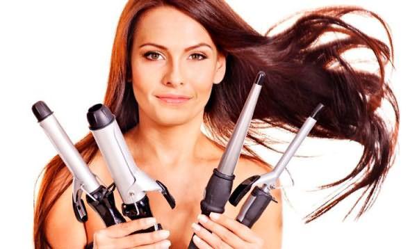 Встав на путь борьбы за здоровье волос, вам придется отказаться от стайлинговых приборов
