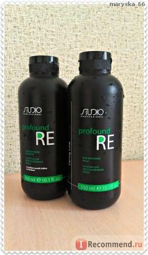 Шампунь Kapous Professional profound RE для восстановления волос фото