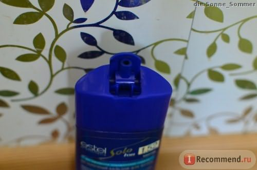 Оттеночный бальзам для волос Estel Solo ton фото
