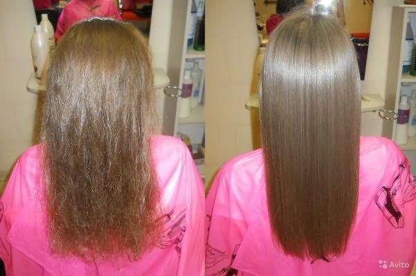 Сохраним блестящий результат сеанса правильным уходом за восстановленными волосами.