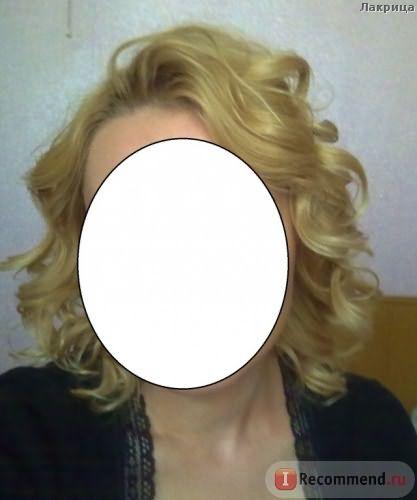 Пена для укладки волос Wella Forte и лак фото
