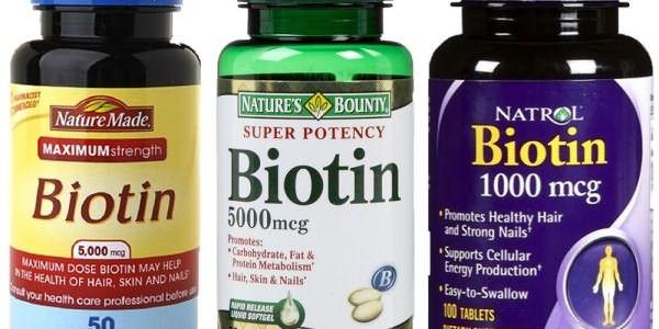 Детские витамины, также как и взрослые должны содержать биотин