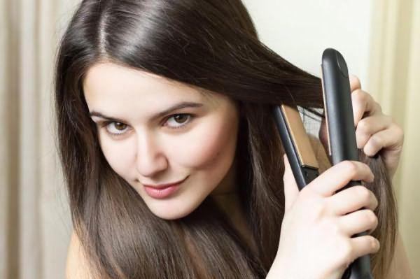 электрический выпрямитель волос