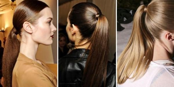 Цена модной укладки – здоровье волос, откажитесь от частого создания тугих хвостов и кос