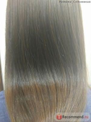 Ботокс для волос Plastica Capilar от Inoar фото