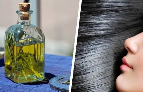Розмариновое масло, состояние волос после его применения
