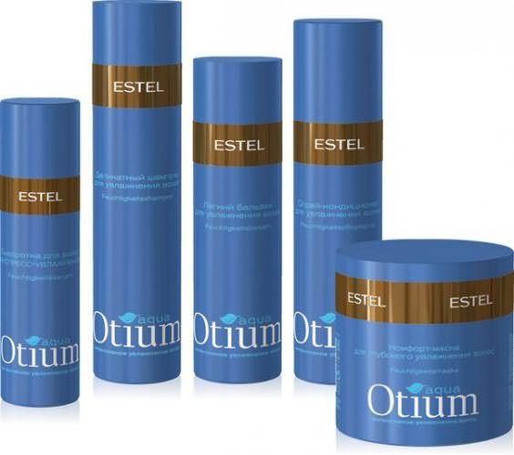Шампуни Estel Aqua Otium