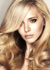 оттенки волос палитра 1