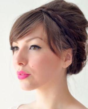 Добавить французского шика «бабетте» поможет аккуратная коса