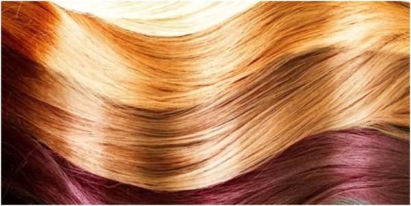 Краска для волос концепт палитра цветов фото на волосах