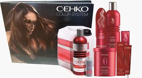 Краска для волос Цеко