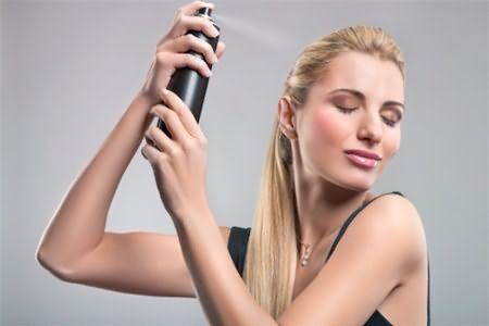 Лак влияет на здоровье волос