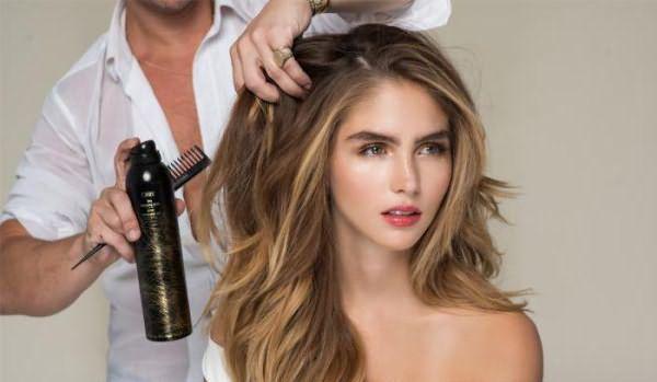 Жидкий лак для волос отзывы