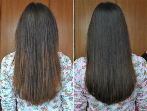 сколько держится ламинирование волос
