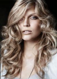 как делать красивые локоны на длинные волосы 6
