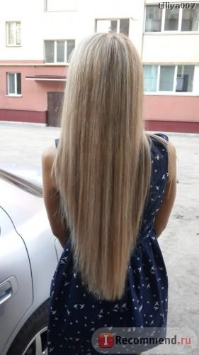Маска для волос BES Color Lock Мидопла фото