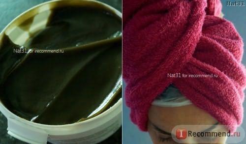 колколлагеновая маска для волос NOLLA Мёд & Корица