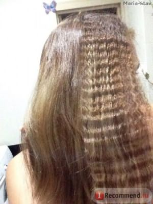 Щипцы - гофре для волос Babyliss Pro Titanium Tourmaline BAB2512TTE фото