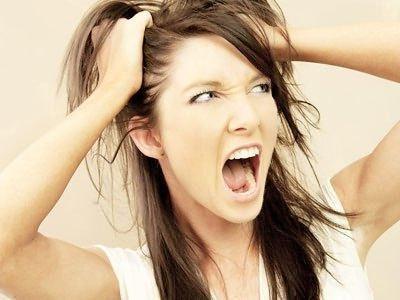 Сильное выпадение волос. Причины