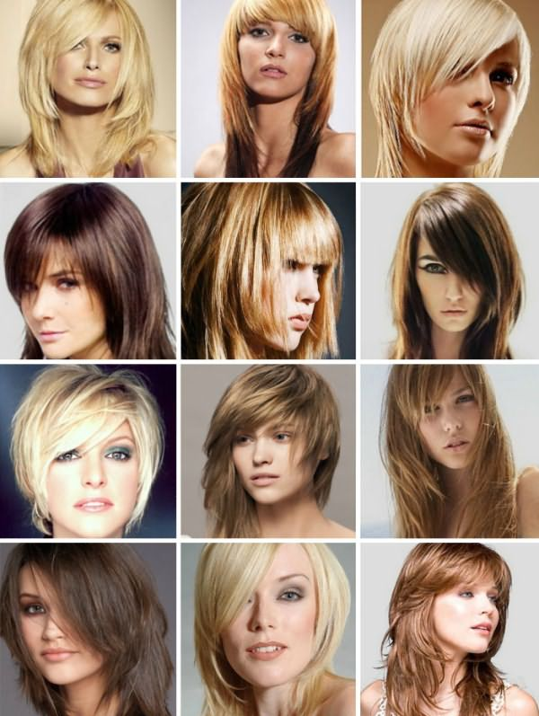 Стрижка аврора на волосах разных типов