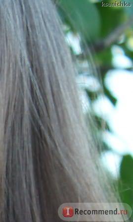 мой натуральный цвет волос