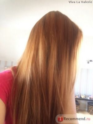 Волосы перед применением тоника