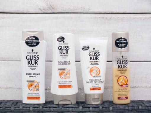 Gliss Kur Total 19 от Schwarzkopf