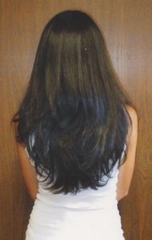 как подстригать длинные волосы