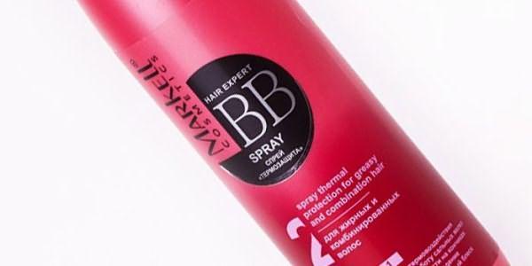 BB-спрей для волос