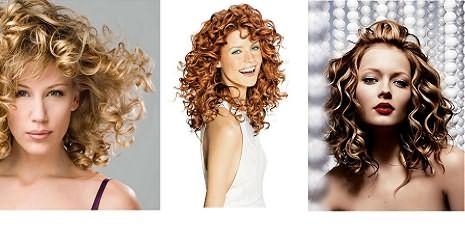 Волосы средней длины формируютотличныйдуэтс различными видами завивки.