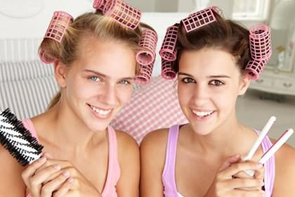 Цена завивки – здоровье вашей шевелюры, задумайтесь, а стоит ли? Может, лучше использовать банальные бигуди?