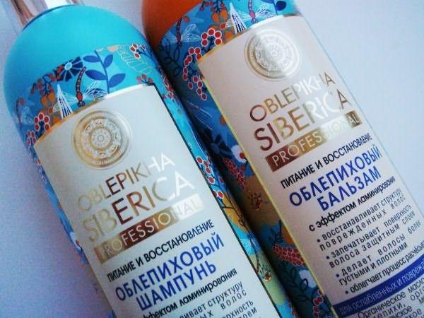 Придание блеска во время мытья: практичный подход от Natura Siberica