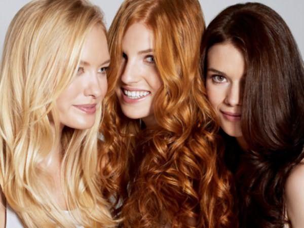 Разнообразие цветов в красках для волос поражает воображение