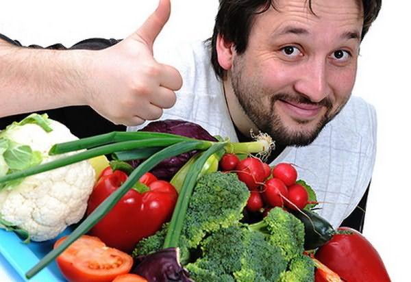 Мы то, что мы едим, поэтому если хотите быть здоровым и иметь красивые волосы, питайтесь правильно