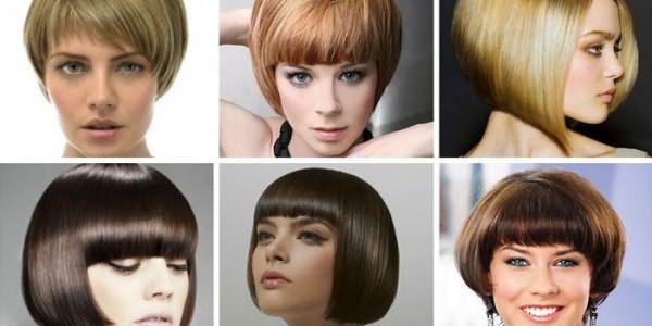 Шесть образов девушек со стрижкой боб-каре на короткие волосы