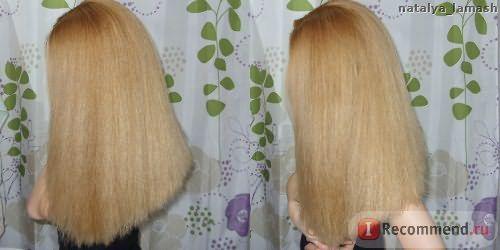 Волосы после окрашивания Nouvelle Hair Color 9.39