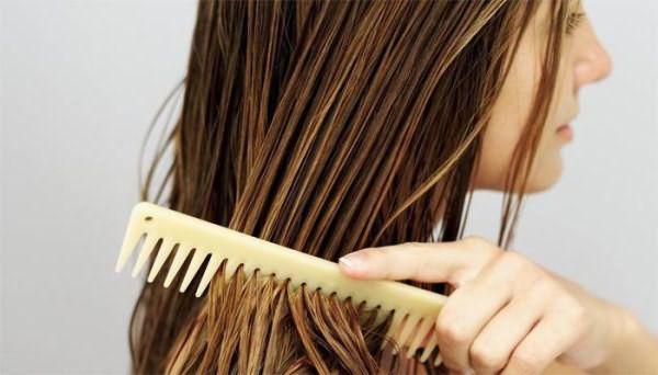 полоскать волосы уксусом отзывы