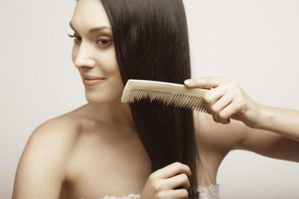 луковая маска спасла волосы от выпадения