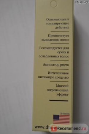 Масло для волос DNC Бэй фото