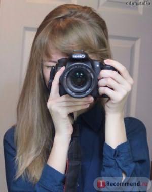 смешное фото, волосы все улетели за спину) зато в фокусе и видно блеск!)