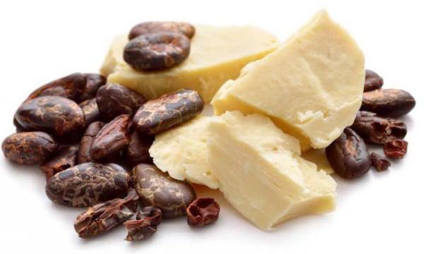 репейное масло с какао для волос
