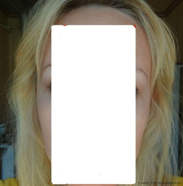 фото волос до осветления маслом лимона