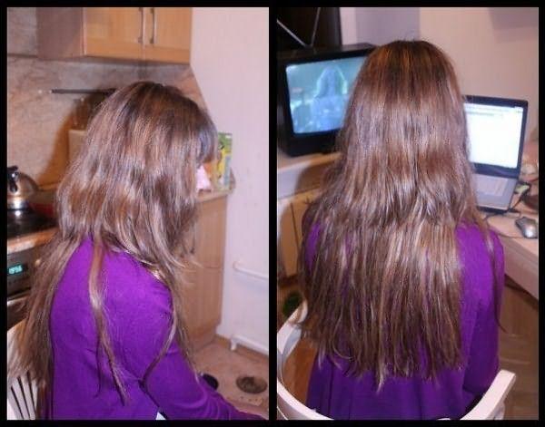 Волосы низкого качества теряют привлекательный внешний вид и не подлежат смене цвета