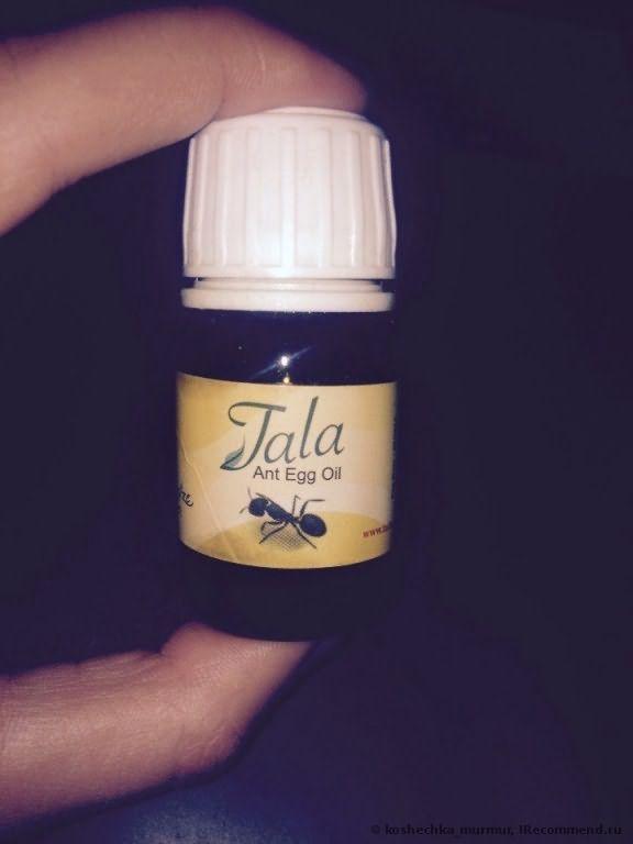 Масло Для удаления нежелательных волос на теле Муравьиное Tala (Турция) фото