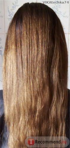 Цвет волос перед предстоящей покраской