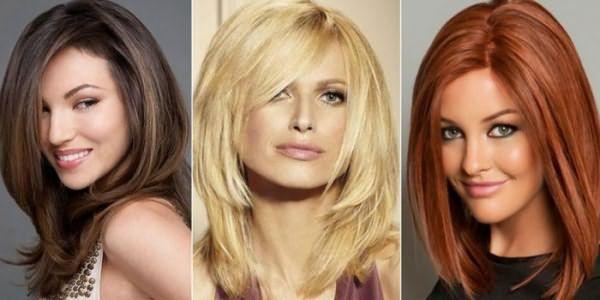 Модные стрижки для блондинок, брюнеток и рыжих