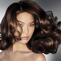 как придать окрашенным волосам блеск