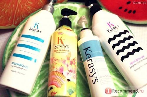 Средства для волос Kerasys